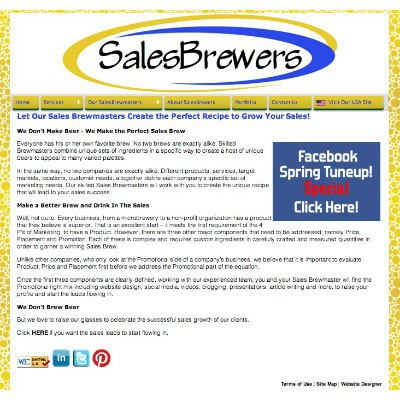 SalesBrewers