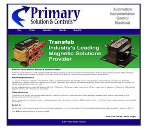 Primary Website